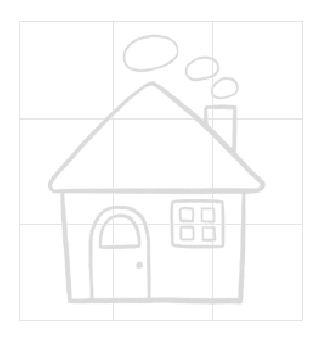 房子图片_学习简笔画_少儿图库