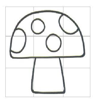 蘑菇图片_学习简笔画_少儿图库_中国儿童资源网