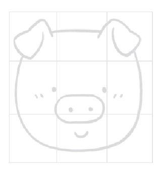 小猪图片_学习简笔画_少儿图库