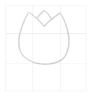 ... 郁金香-郁金香简笔画-简单的郁金香怎么画-郁金香的