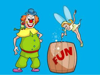 barrel of fun mystic pun