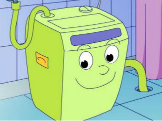 洗衣机(歌谣)