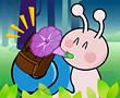 小蜗牛吹喇叭
