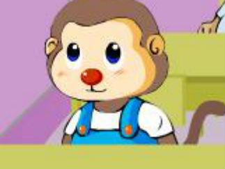 小猴照镜子3
