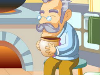 嘟拉益智故事之老人和碗
