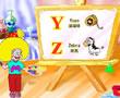 字母卡片YZ