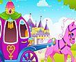 可爱公主马车