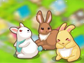 装扮小兔之家