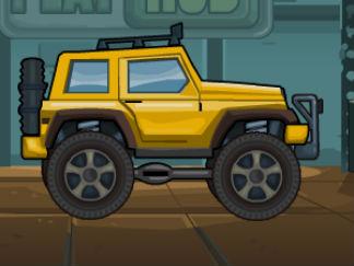 疯狂吉普车2