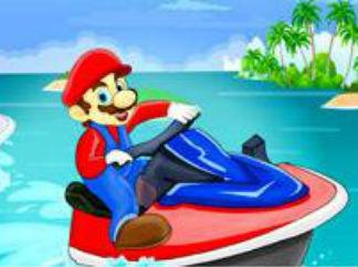 马里奥摩托艇大赛