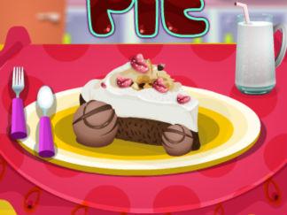 榛子巧克力饼