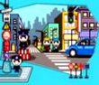 交通安全小动画9