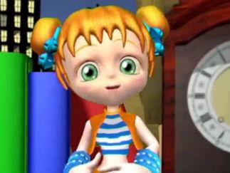 少儿英语动画片过山车系列
