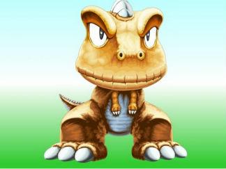 小恐龙阿贡