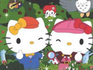 Hello Kitty苹果森林之谜