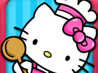 Hello Kitty蘋果森林的幻想