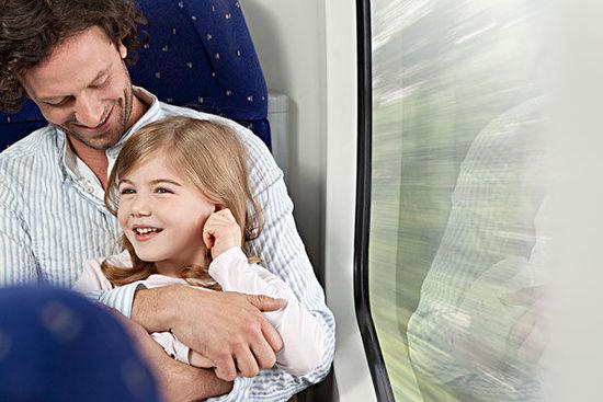 宝宝出行乘火车的安全须知图片1