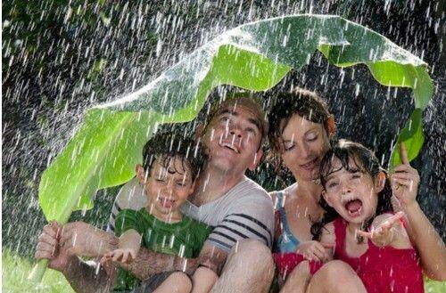 暴雨天出行安全守则图片1