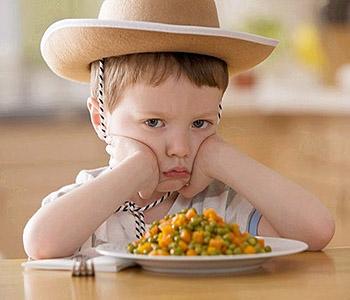 宝宝食欲不振图片1