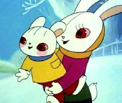 [小兔子哭的图片]爱哭的小兔子