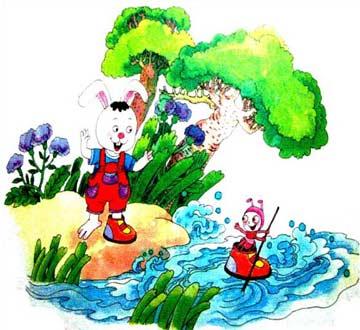 【安小兔】小兔的新雨鞋