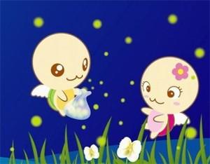 【安小兔】小兔和萤火虫