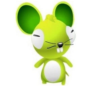 【勇敢传说】勇敢的老鼠蒙奇
