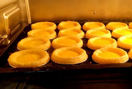 蛋挞的制作方法_适合新手的零失败蛋挞做法,家有烤箱不求人