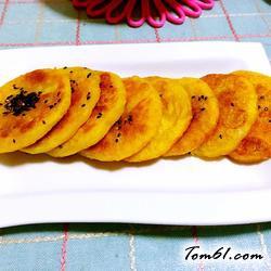 南瓜饼的做法6