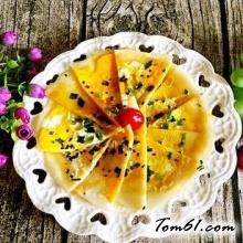 鸡蛋葱花饼的做法2