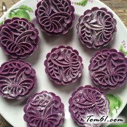 紫薯糕的做法2