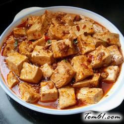 麻婆豆腐的做法4