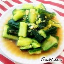 凉拌黄瓜的做法2