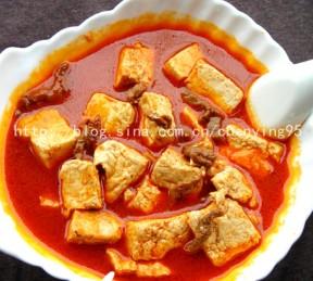 牛肉豆腐汤的做法,减肥汤品