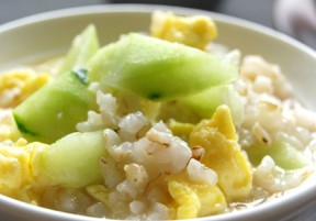 五种减肥糙米粥的做法,糙米粥怎么做减肥又