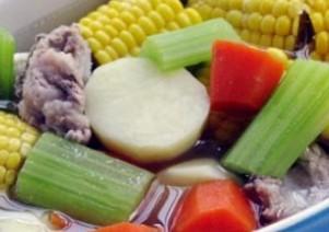 两道帮你减肥的排骨汤