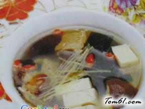 养颜瘦身汤的做法