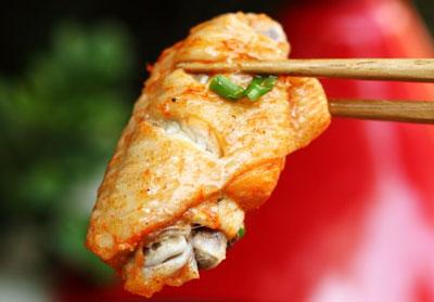 塔吉锅鸡翅,美味十足的懒人料理