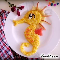 早餐~小海马的做法