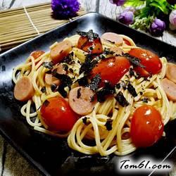 意大利番茄面的做法