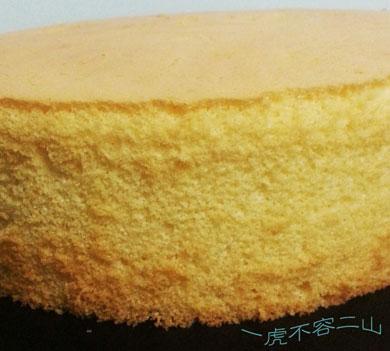 适合新手的完美戚风蛋糕做法,不容易开裂