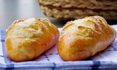 分享一种最好做的面包,适合家庭自制面包的