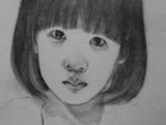 姑娘-素描图集