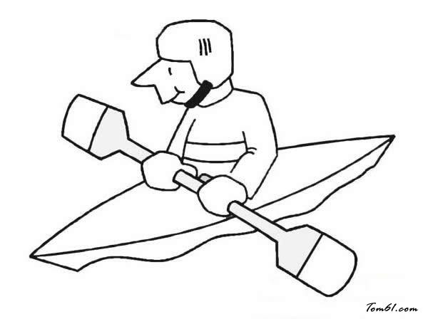 皮划艇网球约会图片