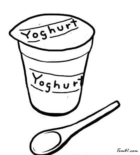 酸奶圖片_簡筆畫圖片_少兒圖庫_中國兒童資源網