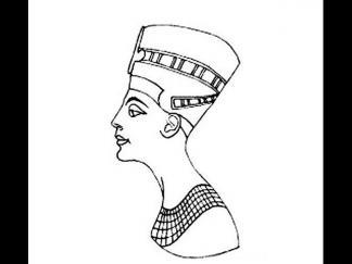 埃及法老图片 简笔画图片 少儿图库图片