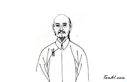 清朝大辫子男人图片