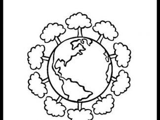 我们的地球图片 简笔画图片 少儿图库