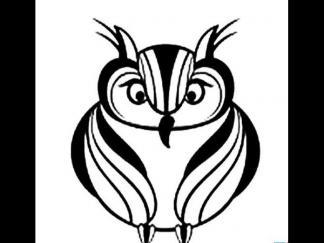 可爱猫头鹰7