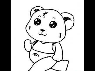 可爱小动物1